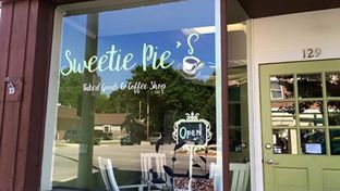 Sweetie Pie's Baked Goods and Coffee Shop West Liberty